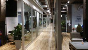 Web Théorie a eu la chance de visiter les bureaux de GSoft à Montréal