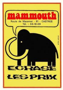 Chez Mammouth aussi, les créations fusent !