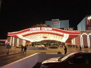 Avant le CES : visite du casino Circuc Circus de Las Vegas