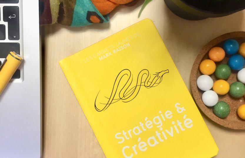 Livre de Mark Raison Stratégie et Créativité