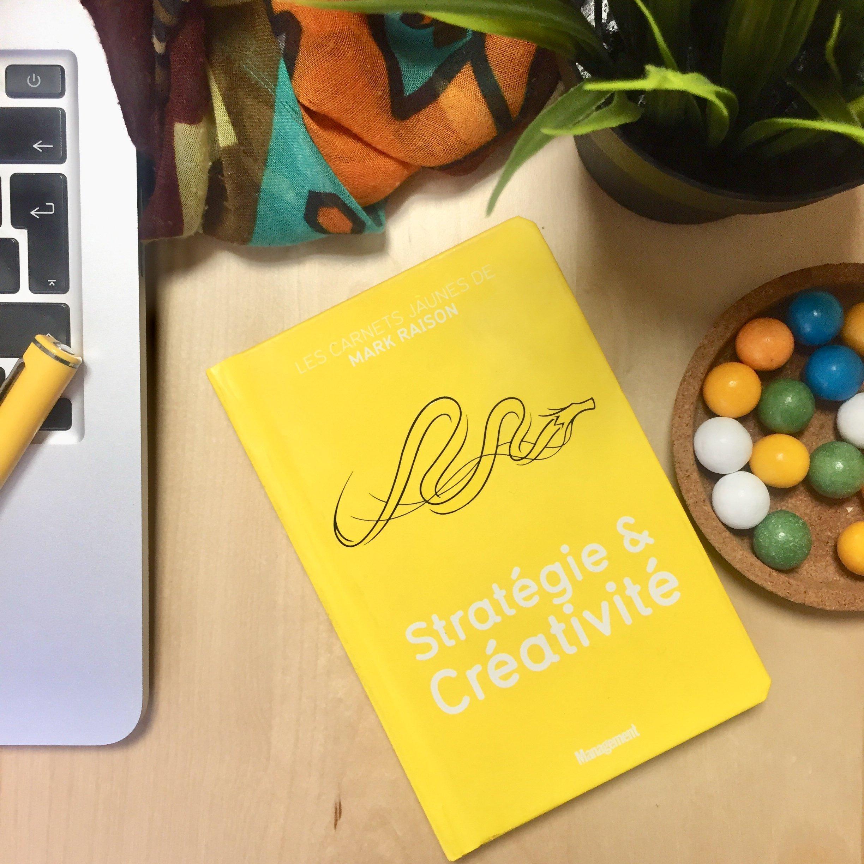 Livres : Stratégie et Créativité de Mark Raison, une pépite ?