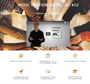 2ème exemple de MOOC