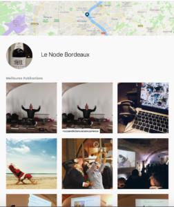 géolocalisation instagram