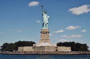 Socle statue de la liberté crowfunding