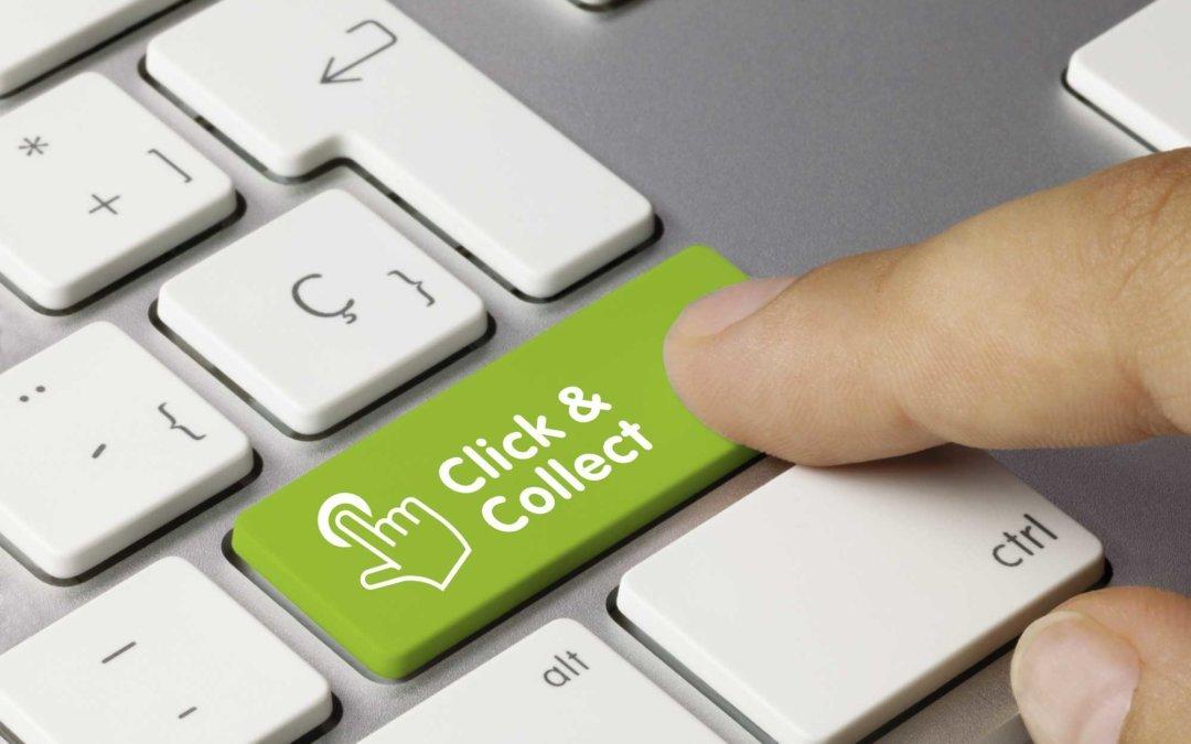 Le Click and Collect, un concept en vogue
